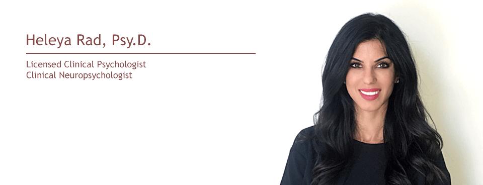 Dr. Heleya Rad 2 - Persona Neurobehavioral Group